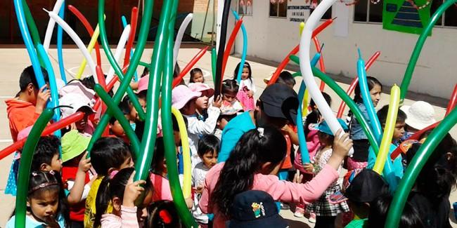 Visita a Cajamarca